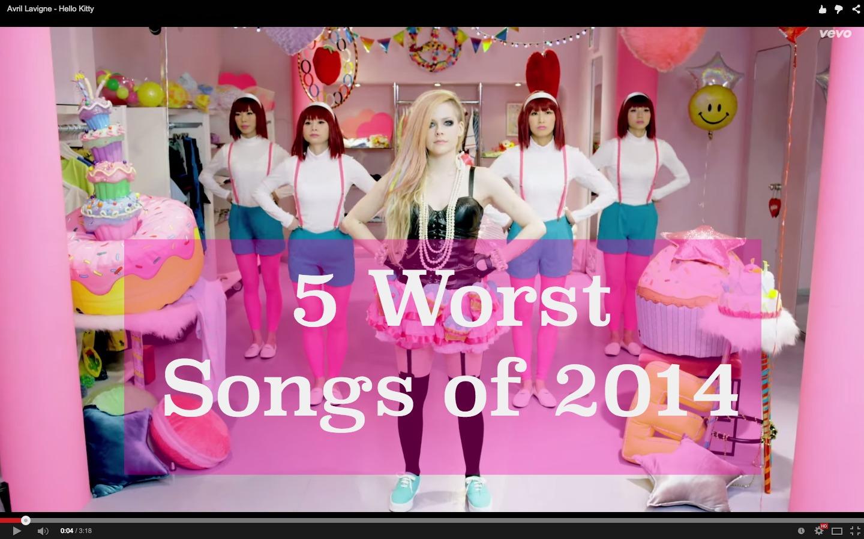 5-worst-songs-2014