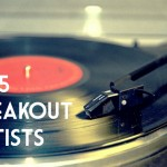 2015 Breakout Artists