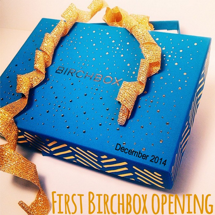 birchbox-opening-review-december-2014