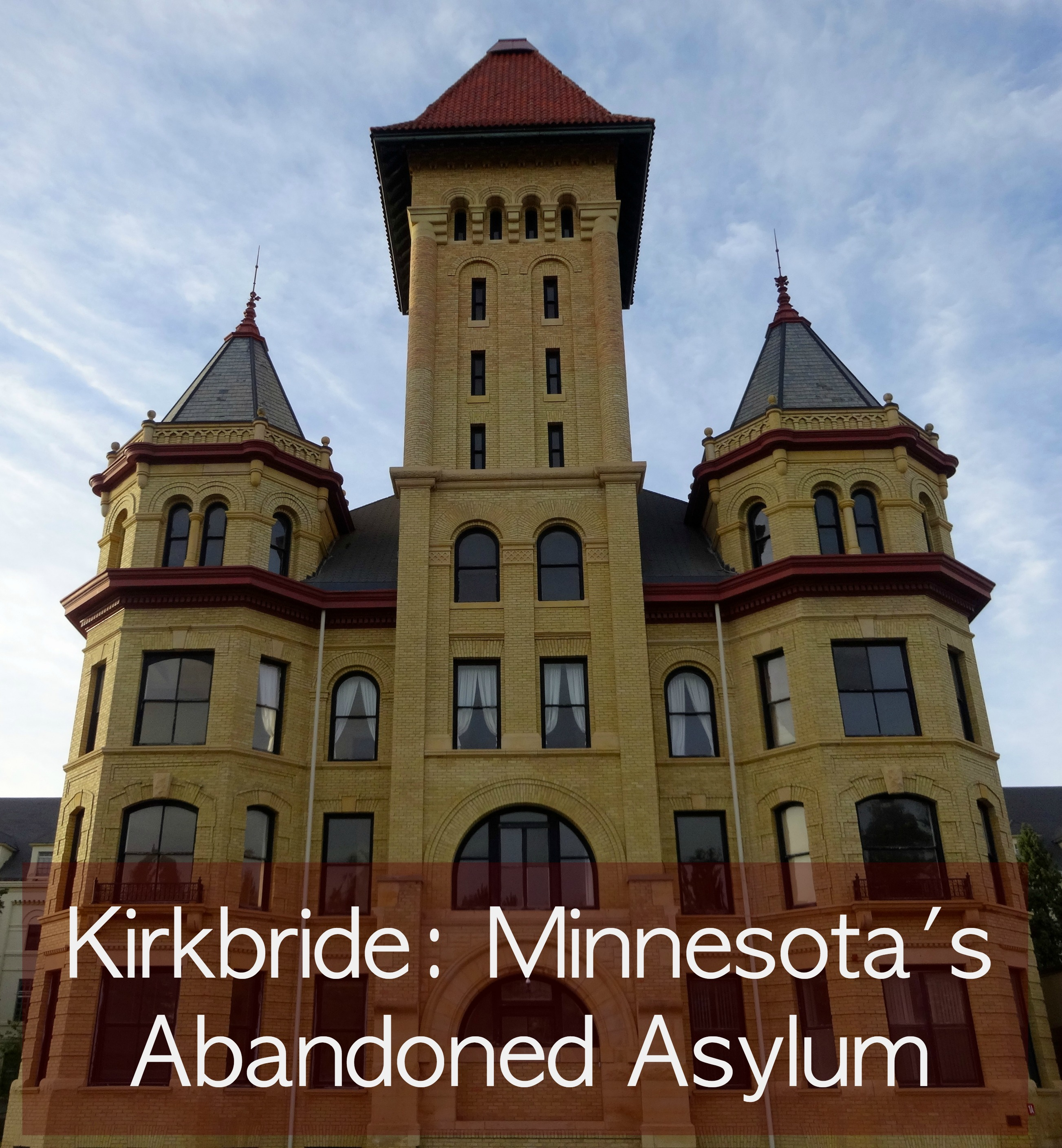 A look at the abandonded fergus falls kirkbride asylum for Building a house in minnesota