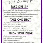 2015 GRAMMYs Drinking Game!
