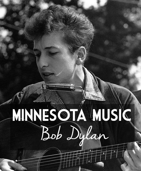 Minnesota Music: Bob Dylan