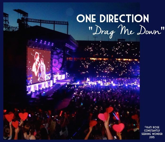 Drag Me Down - By One Direction