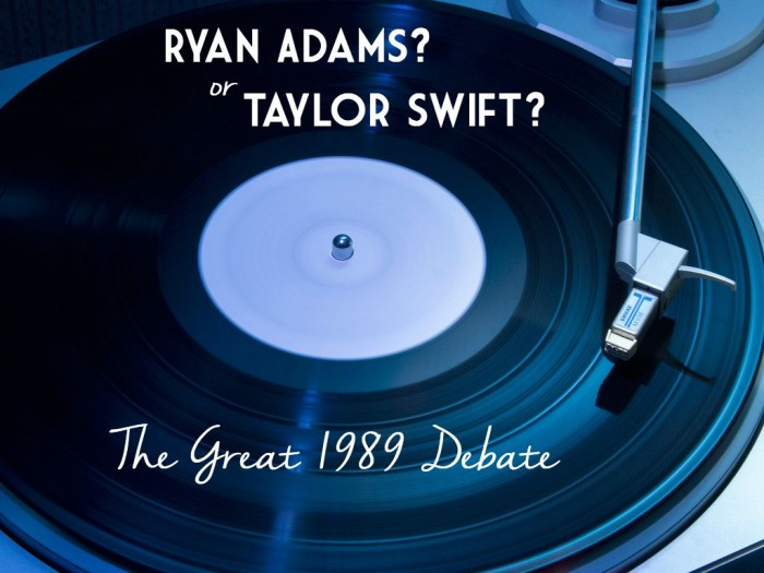 ryan adams taylor swift 1989