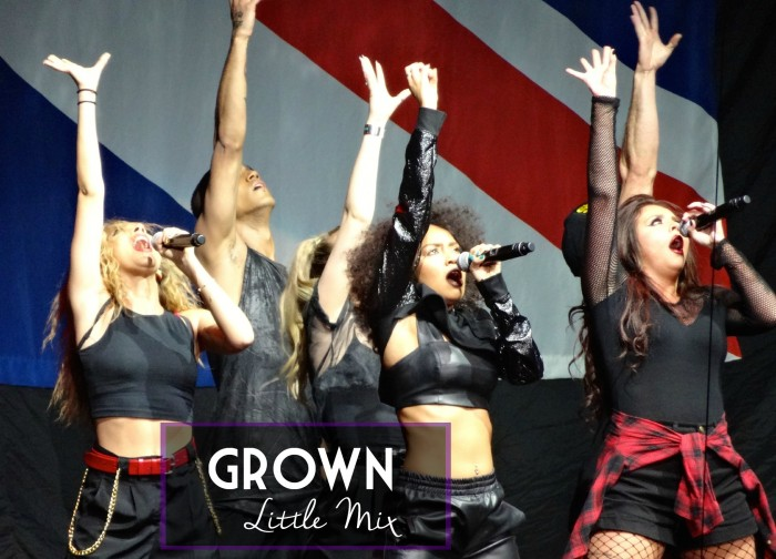 Grown Little Mix
