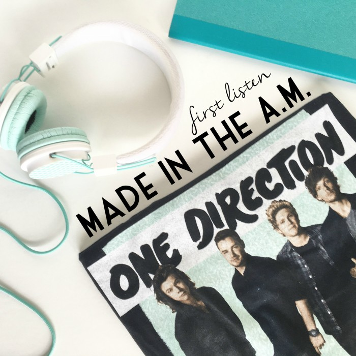 Made in the A.M. by One Direction - First Listen Review