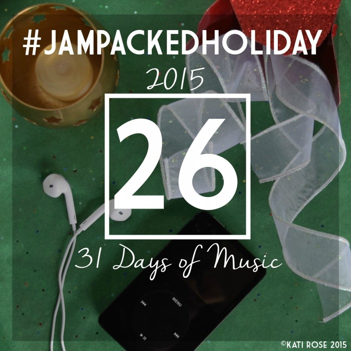 #JAMpackedholiday Day Twenty Six 2015
