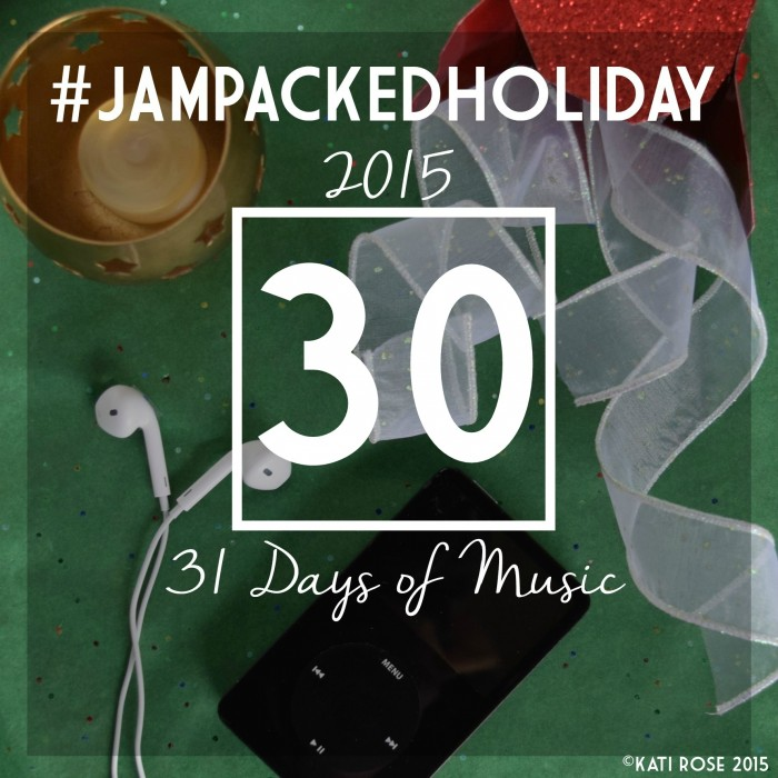#JAMpackedholiday day thirty 2015