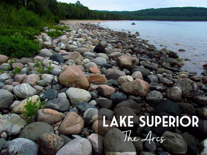 Lake Superior - The Arcs (Making A Murderer in a Song)