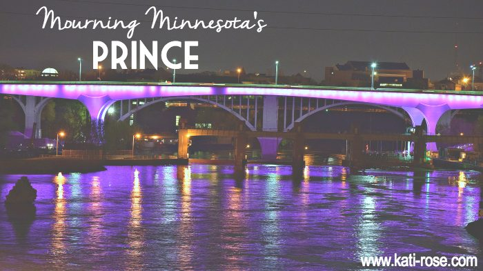Mourning Minnesota's Prince