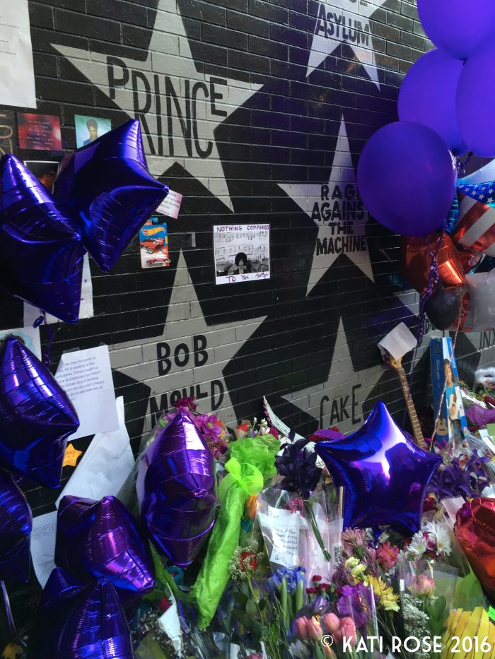 Mourning Minnesota's Prince First Avenue Full
