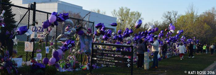 Mourning Minnesota's Prince