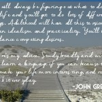 John Green's Life Advice