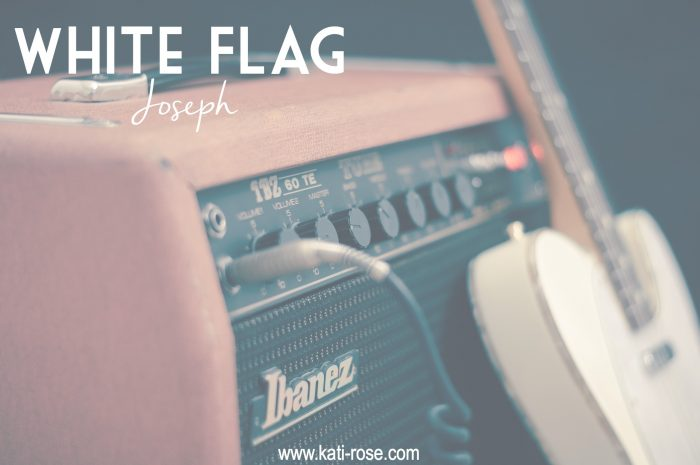 White Flag by Joseph the bans