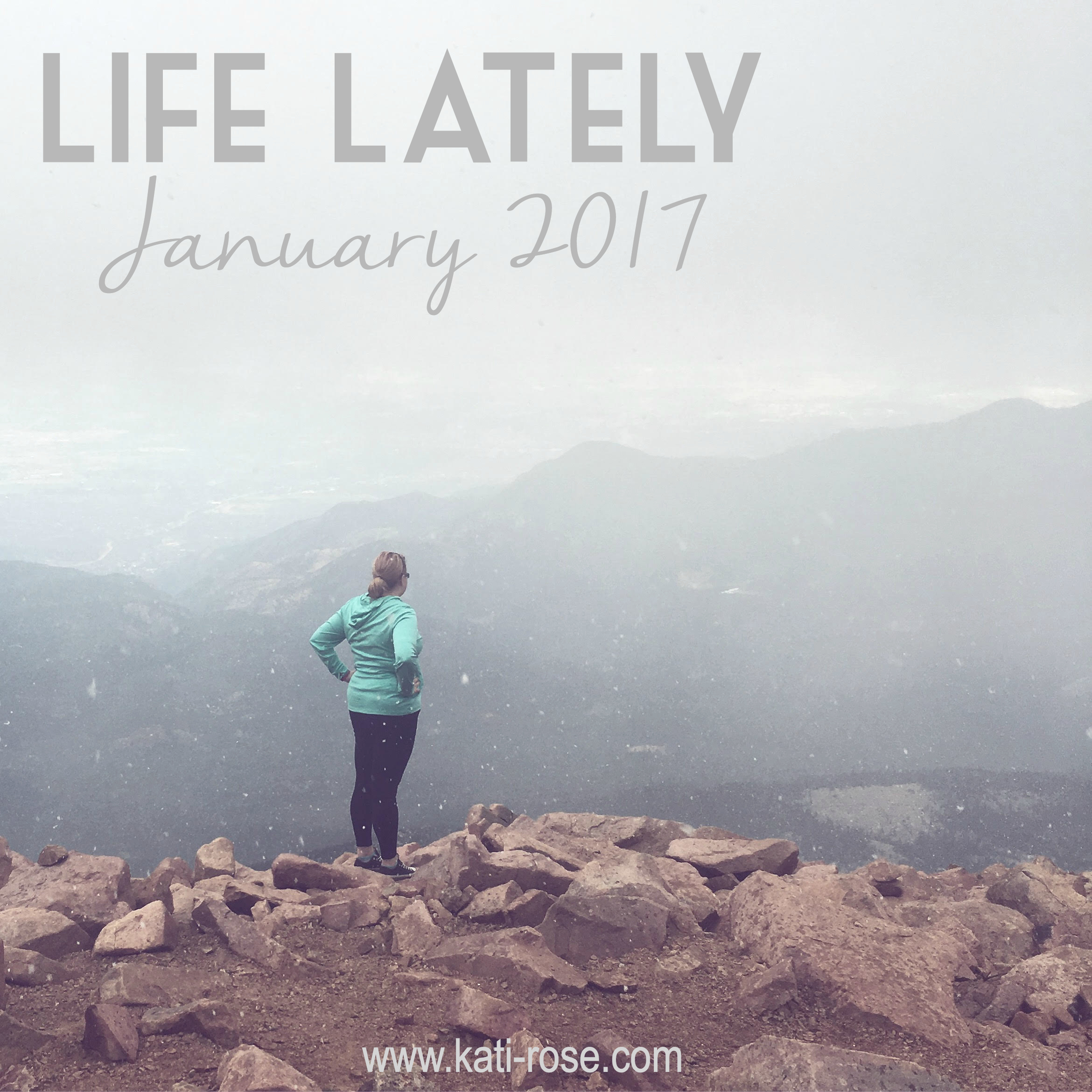 Life Lately January 2017