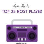 Top 25 Most Played Songs