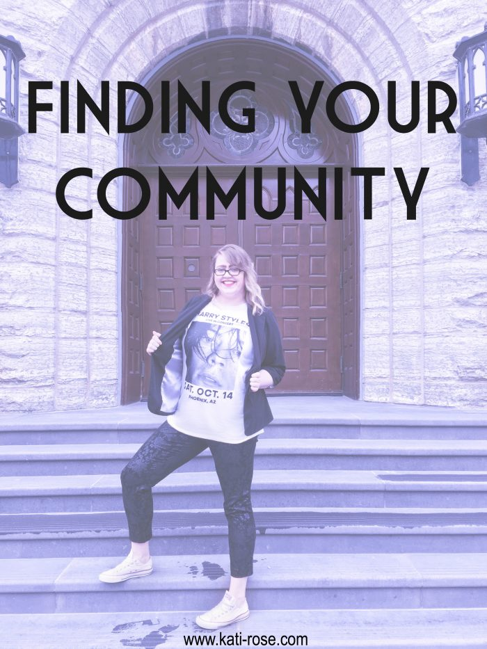 Finding Your Community in Blogging