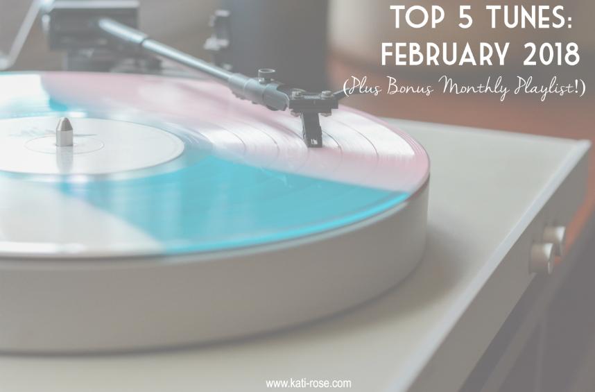 february tunes