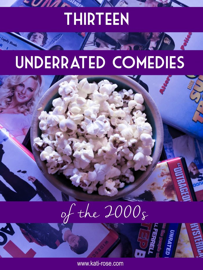 13 Underrated Comedies of the 2000a